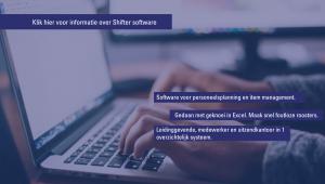 Shifter Personeelsplanning Software